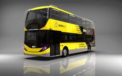 Liverpool City Region is first to order Alexander Dennis Ltd's H2.0 second-generation hydrogen buses
