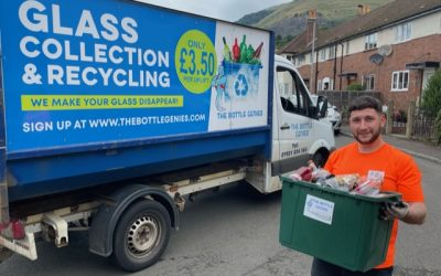 Raising a glass to recycling in Scotland