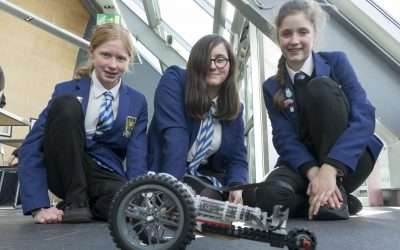 Scottish Schools' Hydrogen Challenge comes to Stirling and Falkirk