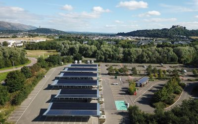 FES Group – leading the electric vehicles charge and drive to Net Zero